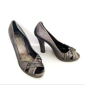 Cole Haan   Tanya Silver Heel platform 8